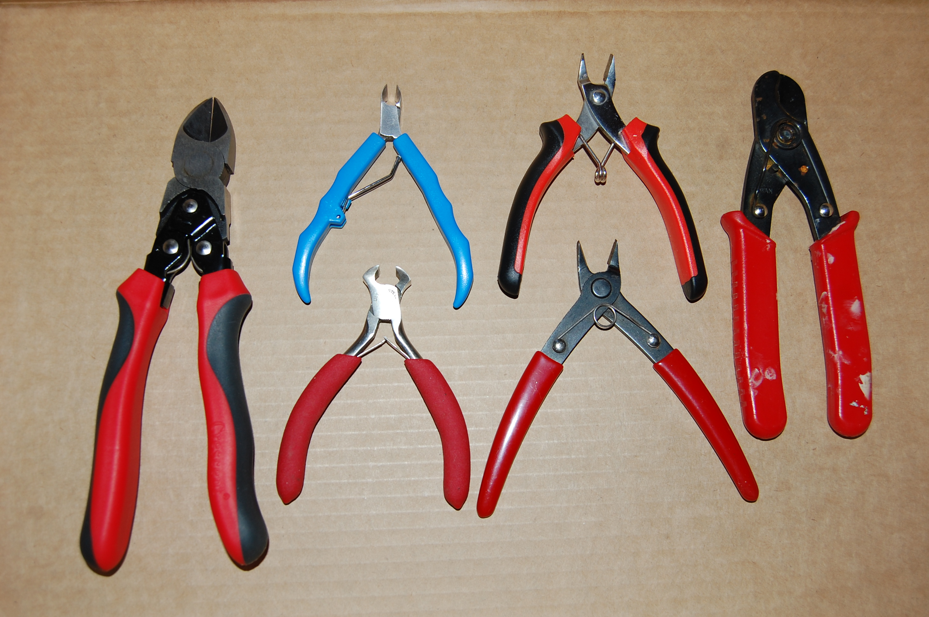Basic Hand Tools For Electronics Assembly Ed Nutter Cable Wiring